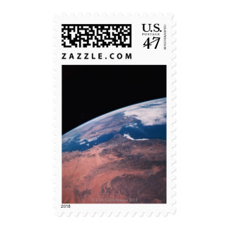 View of Earth from Space Postage