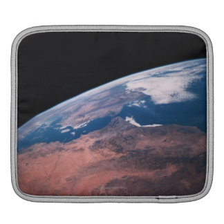 View of Earth from Space Sleeve For iPads