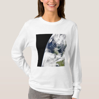 View of Earth from space T-Shirt