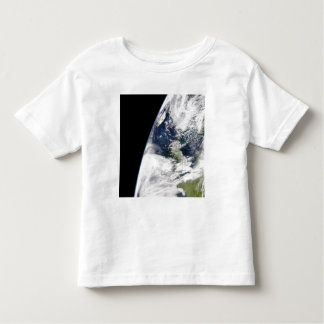 View of Earth from space Toddler T-shirt