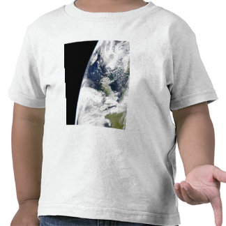 View of Earth from space T Shirt