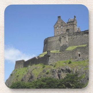 View of Edinburgh Castle, Edinburgh, Scotland, 2 Coaster