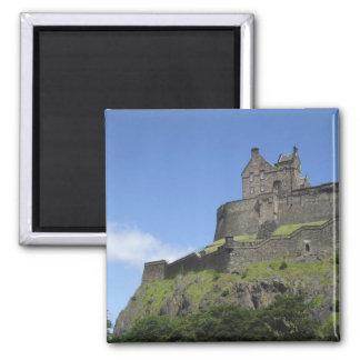 View of Edinburgh Castle, Edinburgh, Scotland, 2 Magnet