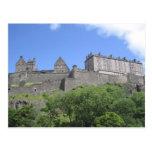 View of Edinburgh Castle, Edinburgh, Scotland, 3 Postcards