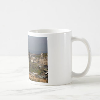 View of Edinburgh Coffee Mugs