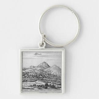 View of Eisenach Key Chains