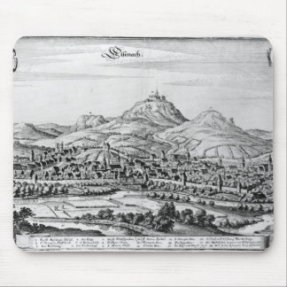 View of Eisenach Mouse Pad