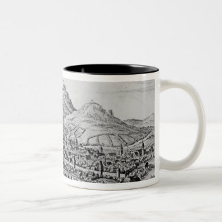View of Eisenach Two-Tone Coffee Mug