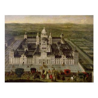 View of El Escorial Postcard
