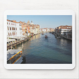 View of famous Grand Canal in Venice, Italy Mouse Pad