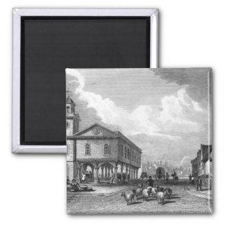 View of Faversham, Kent, 1832 Magnet
