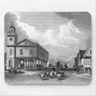 View of Faversham, Kent, 1832 Mouse Pad
