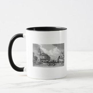 View of Faversham, Kent, 1832 Mug