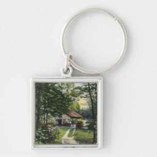 View of Fiddlers Green Keychain