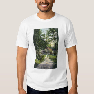 View of Fiddlers Green T-shirt