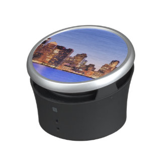 View of Financial District of downtown Boston Bluetooth Speaker