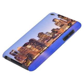 View of Financial District of downtown Boston Case-Mate iPod Touch Case