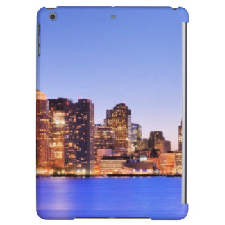 View of Financial District of downtown Boston Cover For iPad Air