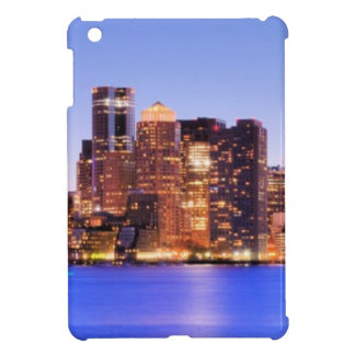 View of Financial District of downtown Boston iPad Mini Cases