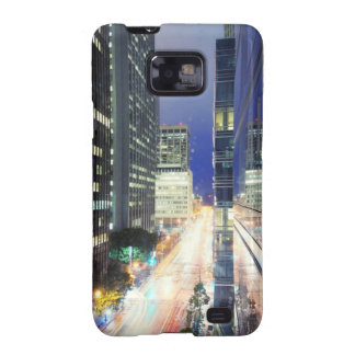 View of financial district office buildings samsung galaxy s2 cover