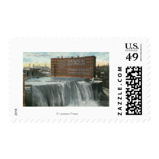 View of First Falls Postage