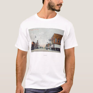 View of First StreetNampa, ID T-Shirt