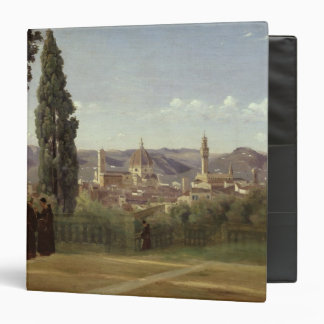 View of Florence 3 Ring Binders