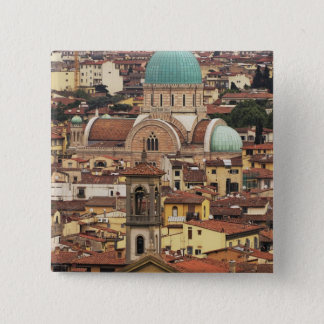 View of Florence, Italy from Piazza Button