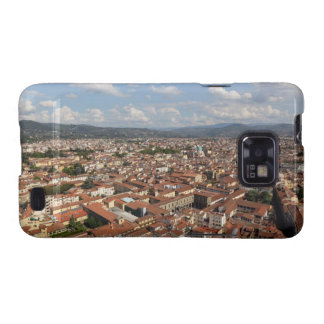 View of Florence, Italy from the top of the 2 Galaxy S2 Covers