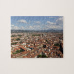 View of Florence, Italy from the top of the 2 Jigsaw Puzzles