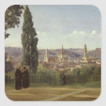 View of Florence Sticker