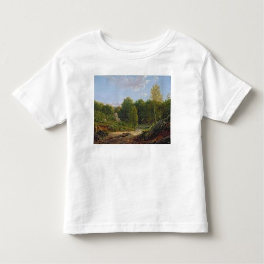 View of Fontainebleau Forest, 1829 Toddler T-shirt