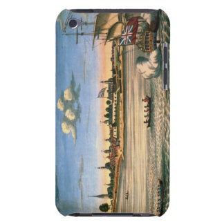View of Fort George, with the city of New York fro iPod Touch Case-Mate Case
