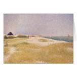 View of Fort Samson, 1885 Greeting Card