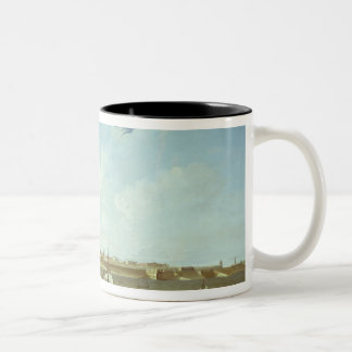 View of Fort St. George in the East Indies Two-Tone Coffee Mug
