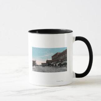View of Fourth Street Mug