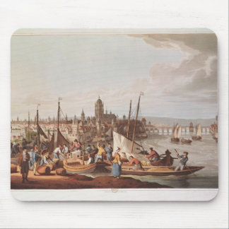 View of Frankfurt, 1814 Mouse Pad