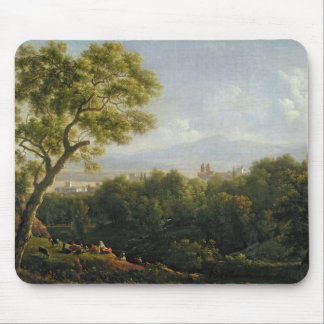 View of Frascati Mouse Pad