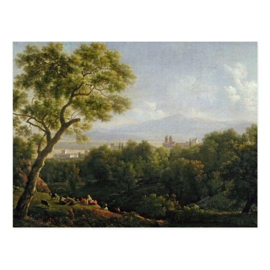 View of Frascati Postcard