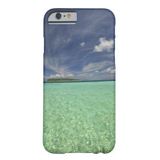 View of Funadoo Island from Funadovilligilli 2 Barely There iPhone 6 Case