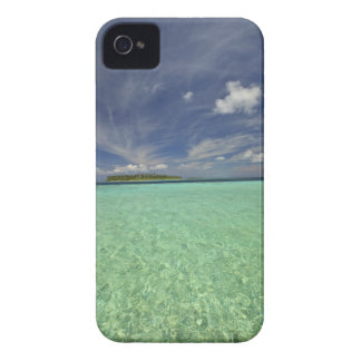 View of Funadoo Island from Funadovilligilli 2 Case-Mate iPhone 4 Case