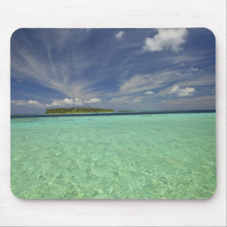 View of Funadoo Island from Funadovilligilli 2 Mouse Pad