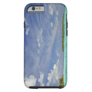 View of Funadoo Island from Funadovilligilli 3 Tough iPhone 6 Case
