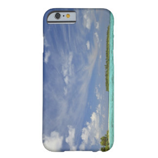 View of Funadoo Island from Funadovilligilli 3 Barely There iPhone 6 Case