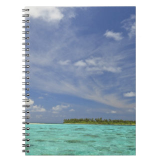 View of Funadoo Island from Funadovilligilli 3 Notebook