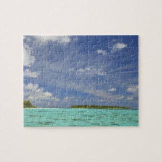 View of Funadoo Island from Funadovilligilli 3 Puzzles