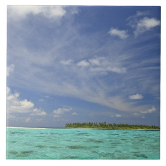 View of Funadoo Island from Funadovilligilli 3 Tile