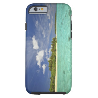 View of Funadoo Island from Funadovilligilli Tough iPhone 6 Case
