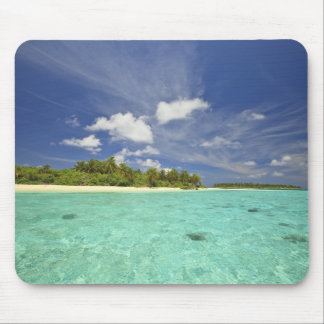 View of Funadoo Island from Funadovilligilli Mouse Pad