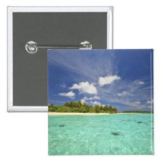 View of Funadoo Island from Funadovilligilli Pinback Button